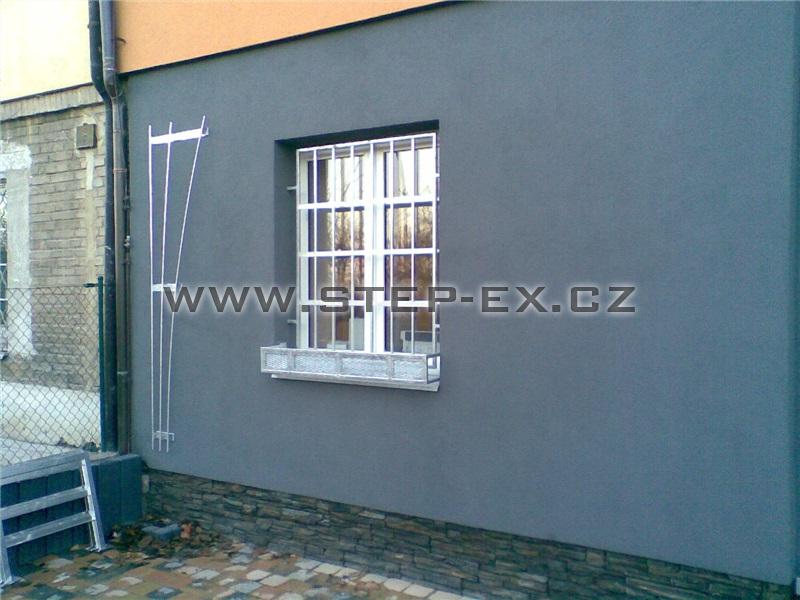 Okenní mříž