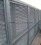 Posuvná brána