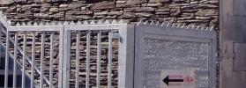 Ocelové, posuvné brány